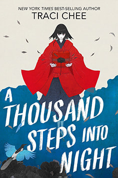 A Thousand Steps Into Night book cover