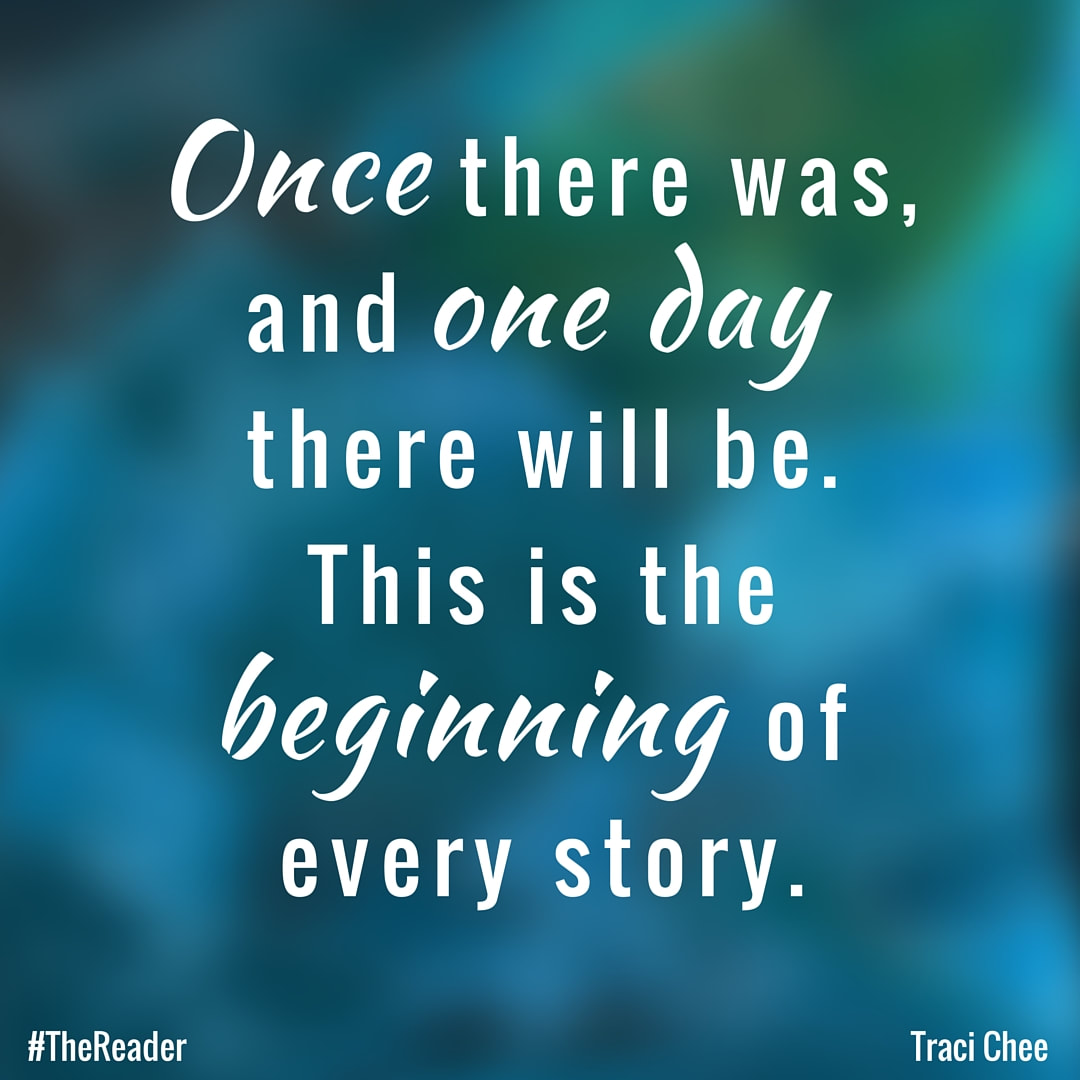 quote from THE READER by Traci Chee: